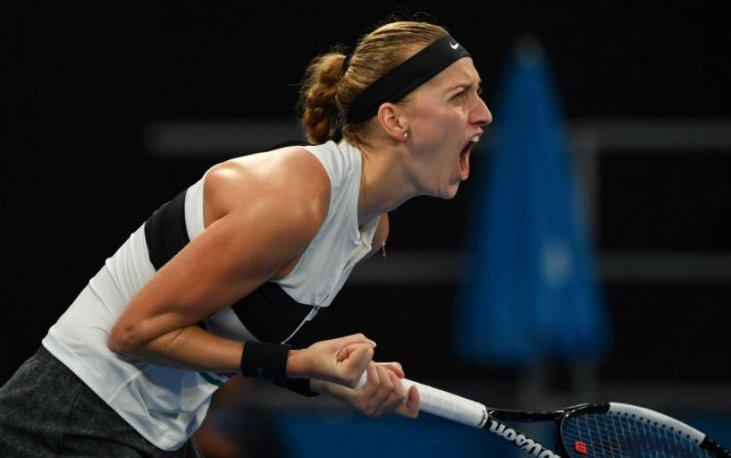 Kvitova Kontaveit WTA Doha