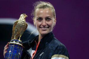 Petra Kvitova final Doha
