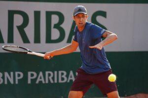 Andújar Galán ATP Santiago