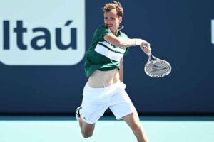 Medvedev Popyrin Miami Open