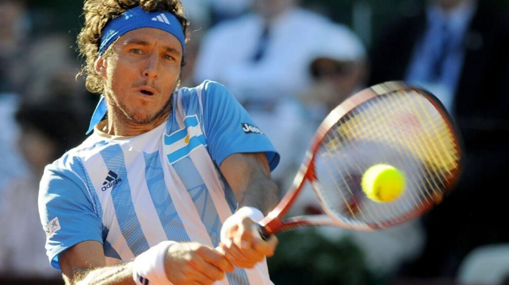Juan Mónaco curiosidades tenis