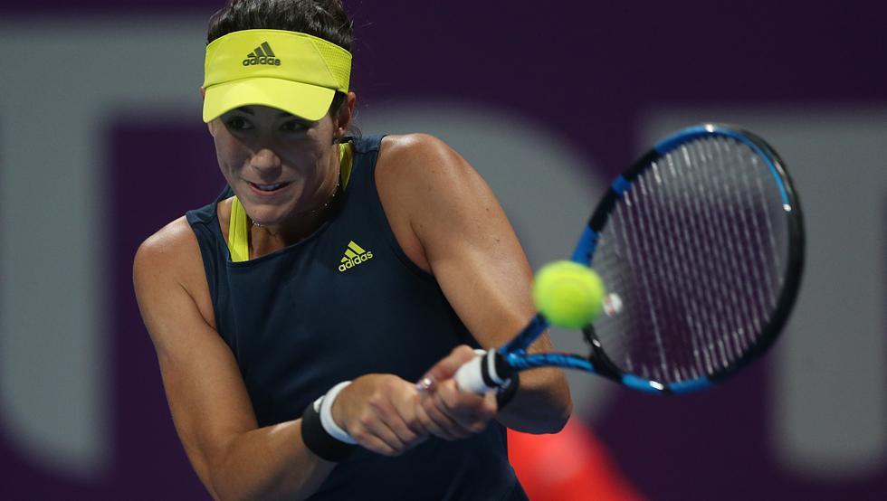 Muguruza Anisimova WTA Dubai 2021