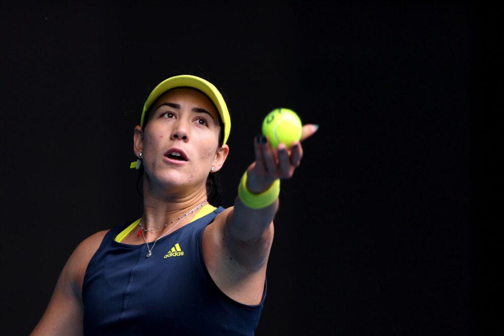 Muguruza Sabalenka WTA Dubai 2021