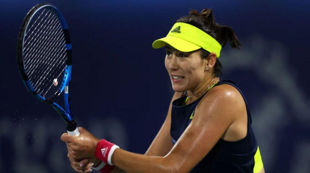 Muguruza cuartos WTA Dubai