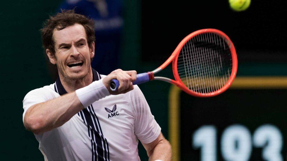 Andy Murray declaraciones Rotterdam