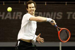 Murray primera ronda Rotterdam