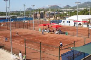 Ferrer torneos ITF La Nucía