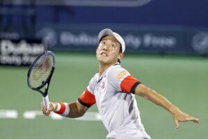 Nishikori cuartos ATP Dubai