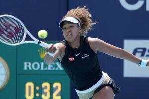 Osaka octavos WTA Miami