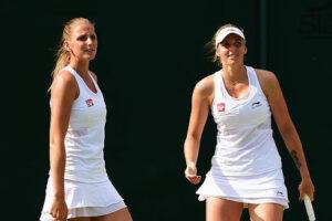 Historia hermanas pliskova tenis