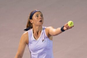 Nadia Podoroska WTA Monterrey