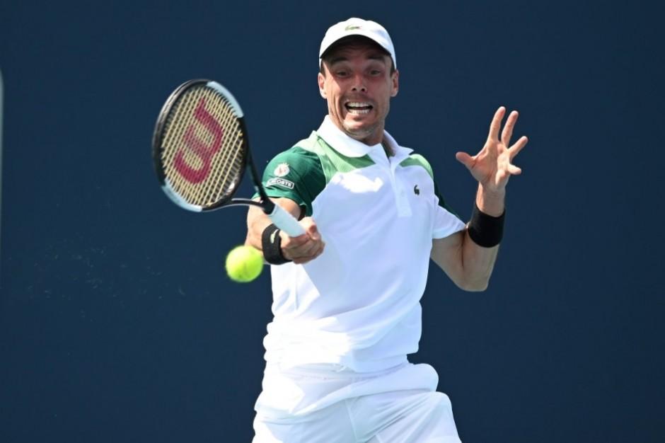 Bautista Isner Miami Open