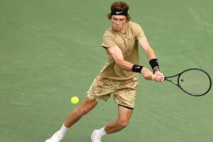 Rublev Fucsovics ATP Dubai