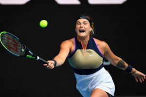 Sabalenka Kontaveit WTA Dubai