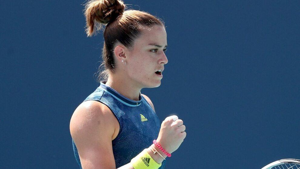 Sakkari Osaka WTA Miami