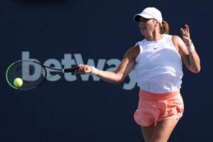 Sabalenka Vondrousova Miami Open