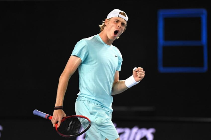 Shapovalov Hurkacz ATP Dubai