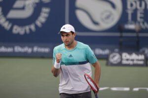 Karatsev Harris ATP Dubai