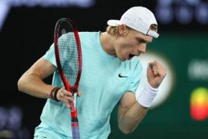 Shapovalov Struff ATP Dubai