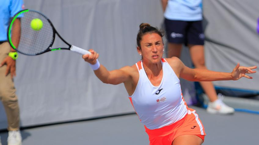Sorribes Sharma WTA Guadalajara