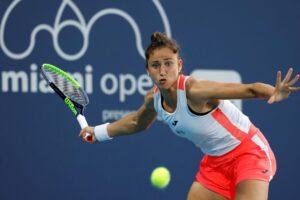Sorribes Jabeur WTA Miami