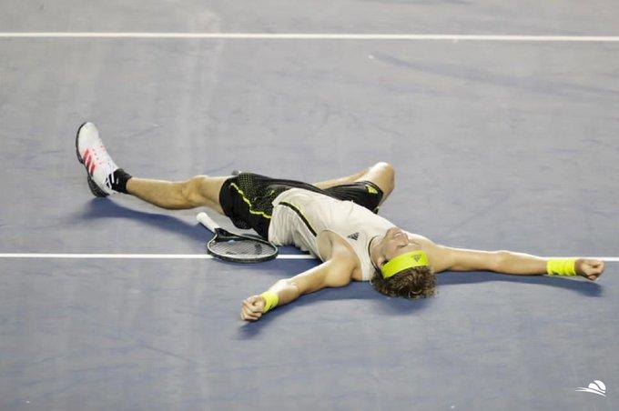 Tsitsipas Zverev ATP Acapulco