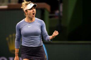 Svitolina Rogers WTA Miami