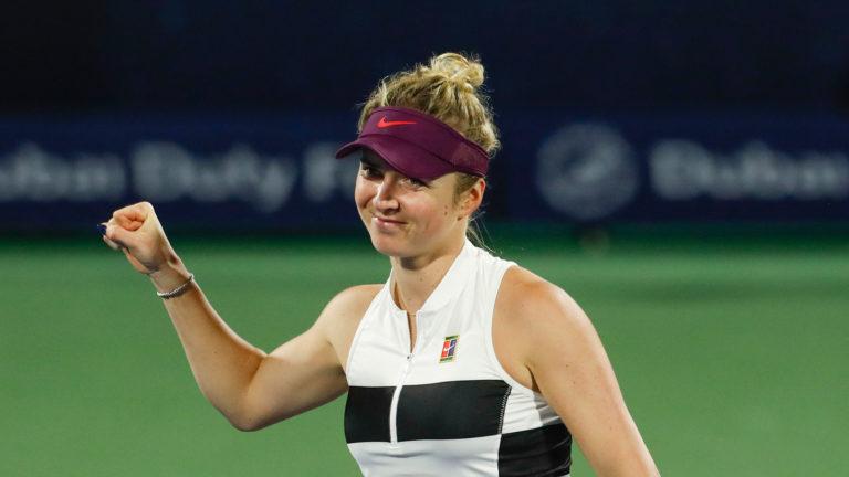 Cuadro WTA Dubai 2021