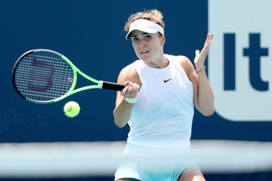 Svitolina Sevastova WTA Miami