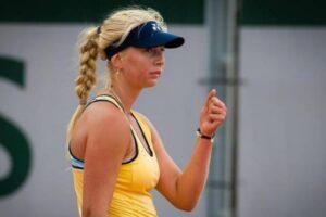 Tauson campeona WTA Lyon 2021