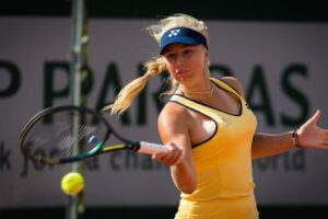 Tauson Badosa WTA Lyon 2021