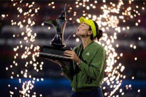 Semana mágica tenis español