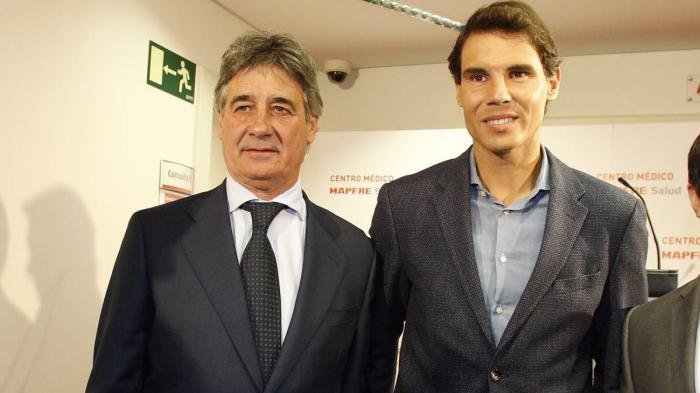 Cotorro Nadal Roland Garros