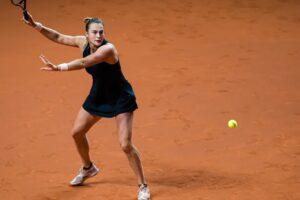 Sabalenka Kontaveit WTA Stuttgart