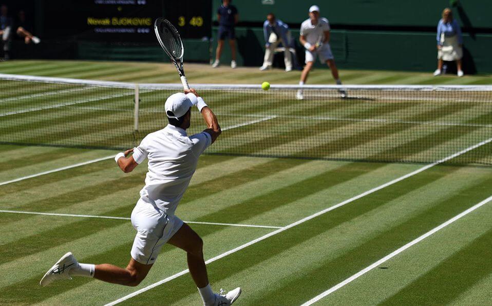 Wimbledon tradición Middle Sunday