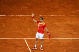 David Ferrer retiro Madrid