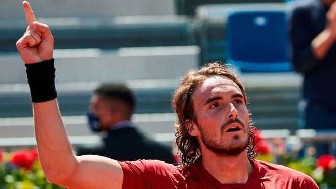 Tsitsipas final ATP Barcelona