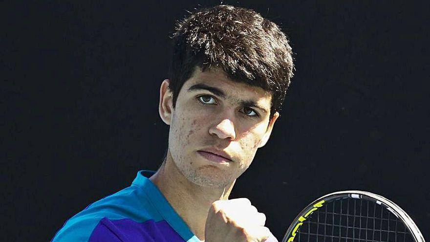 Alcaraz Milojevic ATP Marbella