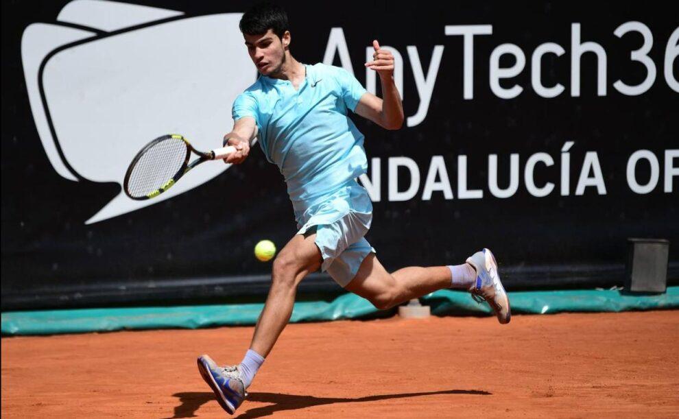 Feliciano Alcaraz ATP Marbella