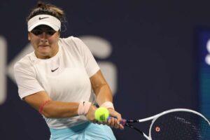 Sorribes Andreescu WTA Miami