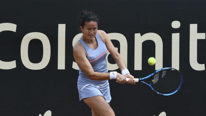 Arruabarrena Plazas WTA Bogotá