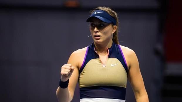 Badosa Krejcikova WTA Madrid