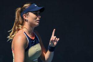 Badosa Bencic WTA Charleston