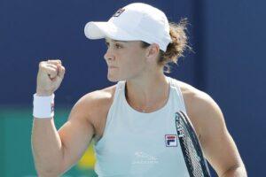Barty Doi WTA Charleston