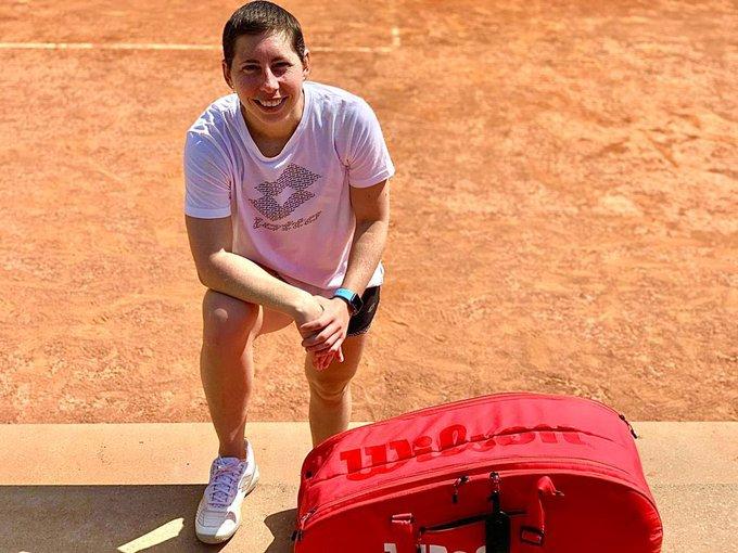 carla suárez vuelta tenis