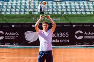 Carreño título ATP Marbella