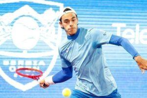 Cerúndolo Popyrin ATP Belgrado
