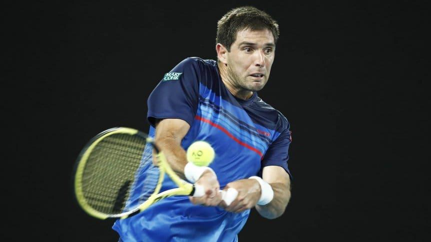 Delbonis Londero ATP Belgrado 2021