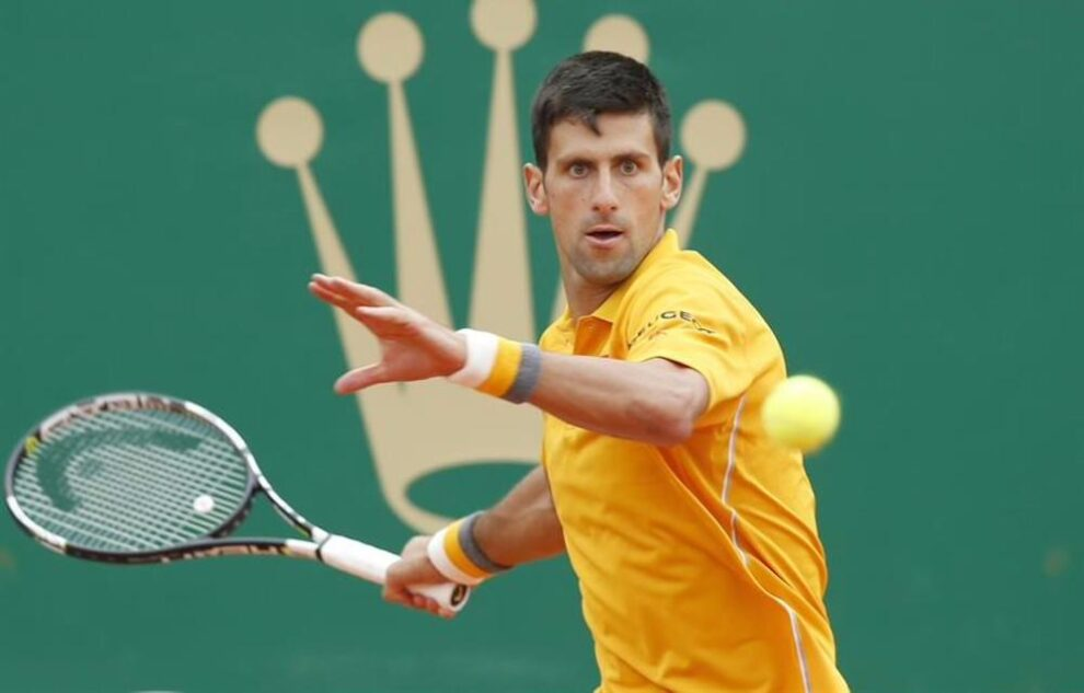 Djokovic Sinner ATP Montecarlo