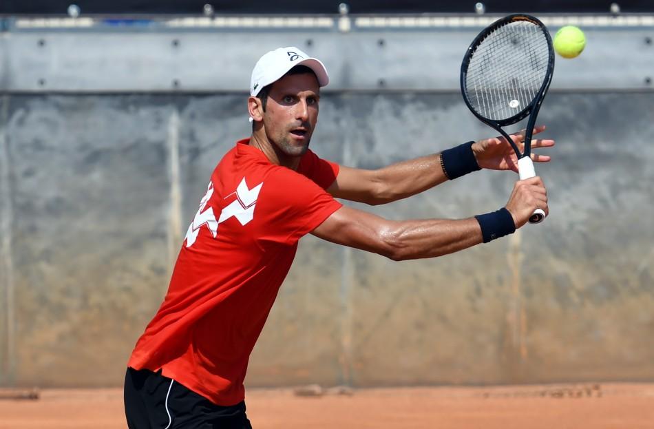 Djokovic previa ATP Belgrado